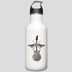 ROCK AND GROHL Stainless Water Bottle 1.0L