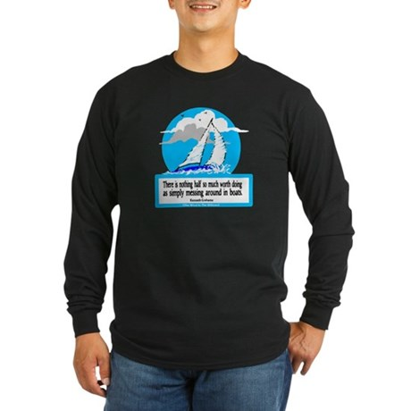Messing Around In Boats-Kenneth Grahame/t-shirt Lo
