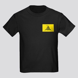 Gadsden Flag Kids Dark T-Shirt