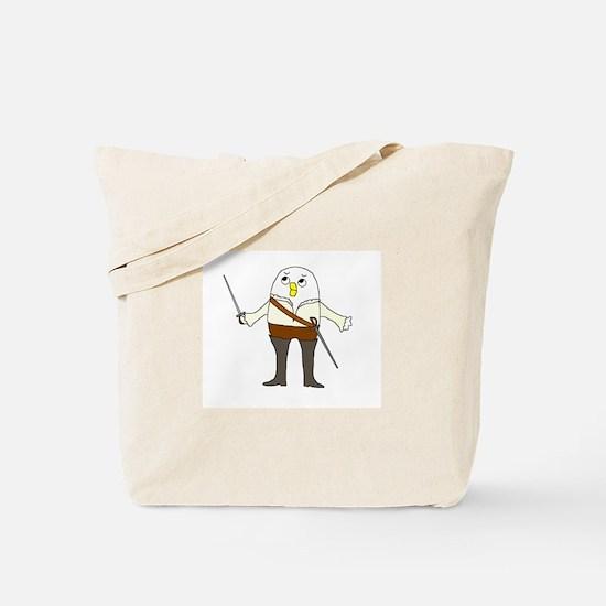 Opera Singer Tote Bag