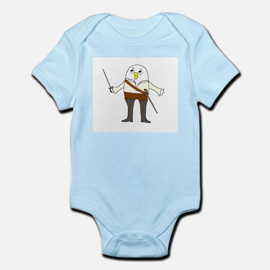 Opera Singer Infant Bodysuit
