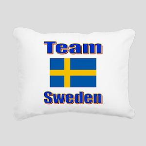 Team Sweden Rectangular Canvas Pillow