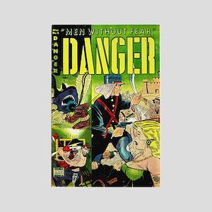 Dynamic Comics #2 Rectangle Magnet