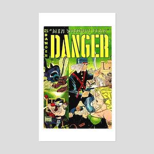 Dynamic Comics #2 Sticker (Rectangle)