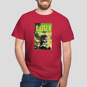 Dynamic Comics #2 Dark T-Shirt