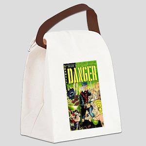 Dynamic Comics #2 Canvas Lunch Bag