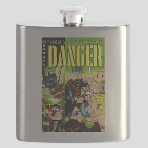 Dynamic Comics #2 Flask