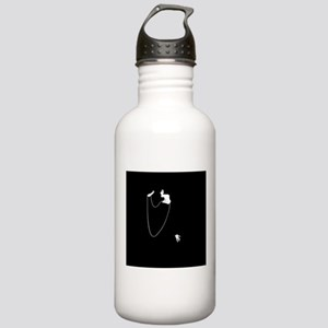 1920s Glamour Louise Brooks Stainless Water Bottle