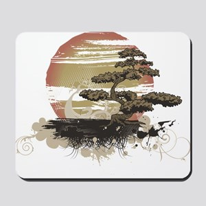 Bonsai Mousepad