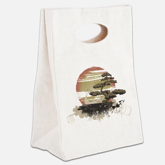 Bonsai Canvas Lunch Tote