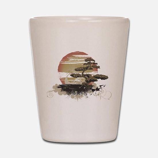 Bonsai Shot Glass