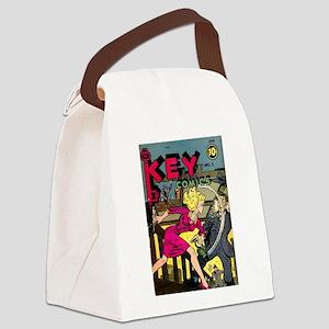 Key Comics #1 Canvas Lunch Bag
