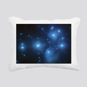 Seven Sisters Rectangular Canvas Pillow