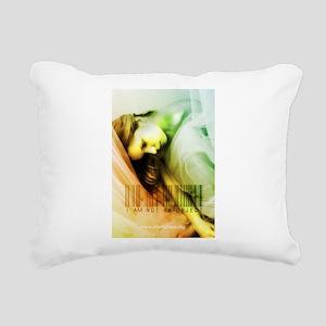 Not an Object Rectangular Canvas Pillow
