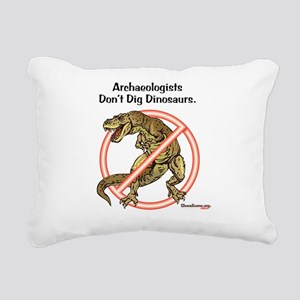Archaeologists Don't Dig Dinosaurs Rectangular Can