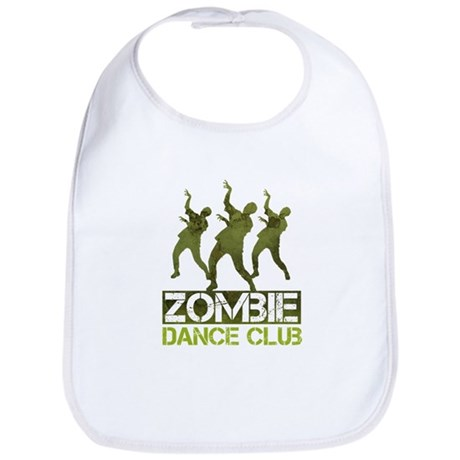 Zombie Dance Club Bib