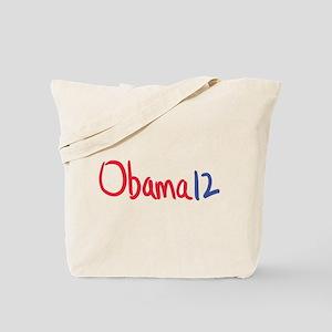 Elect Obama 12 Tote Bag