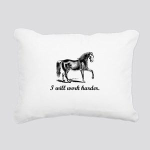 Boxer's Maxim Decor Rectangular Canvas Pillow