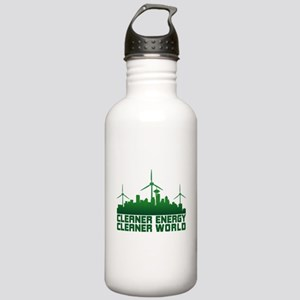 """Cleaner Energy Cleaner World """"Seattle"""" Edition Sta"""