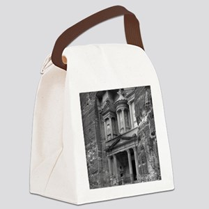 Vintage Petra Canvas Lunch Bag