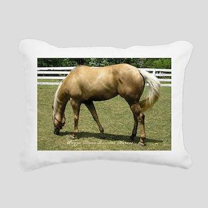 Palomino Rectangular Canvas Pillow