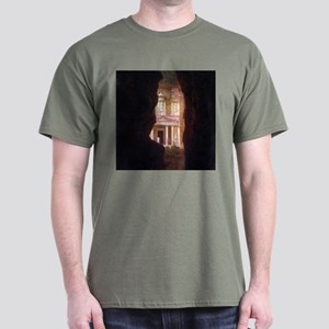 Frederick Edwin Church Petra Dark T-Shirt