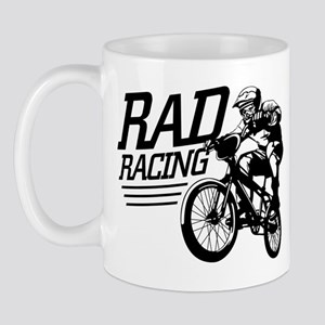 Retro RAD BMX Racing Mug