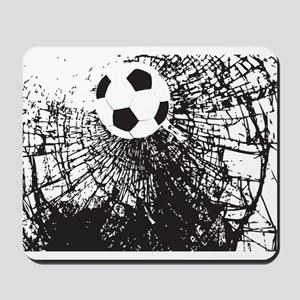 Shattered Glass Ball Mousepad