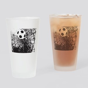 Shattered Glass Ball Drinking Glass