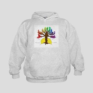 The Giving Tree Kids Hoodie