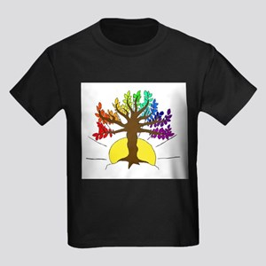 The Giving Tree Kids Dark T-Shirt