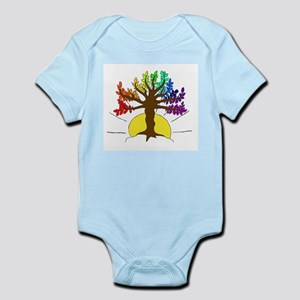 The Giving Tree Infant Bodysuit