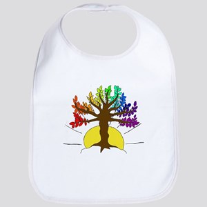 The Giving Tree Bib