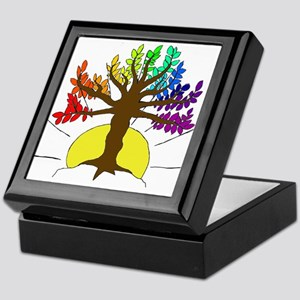 The Giving Tree Keepsake Box
