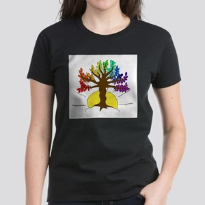 The Giving Tree Women's Dark T-Shirt