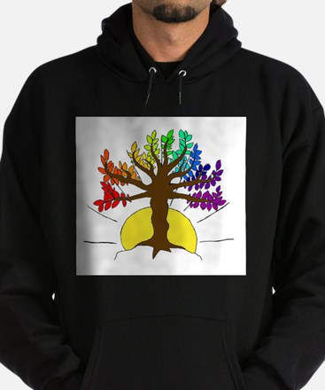 The Giving Tree Hoodie (dark)