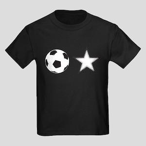 Soccer Star Kids Dark T-Shirt