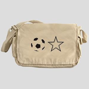 Soccer Star Messenger Bag
