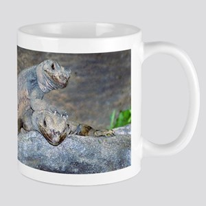Chuckwalla Head Stand Mug