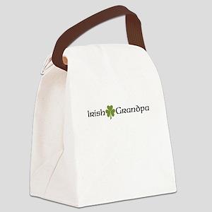 Irish Grandpa Canvas Lunch Bag