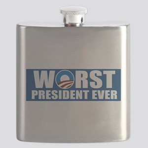 Worst President Ever Flask