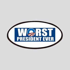 Worst President Ever Patches