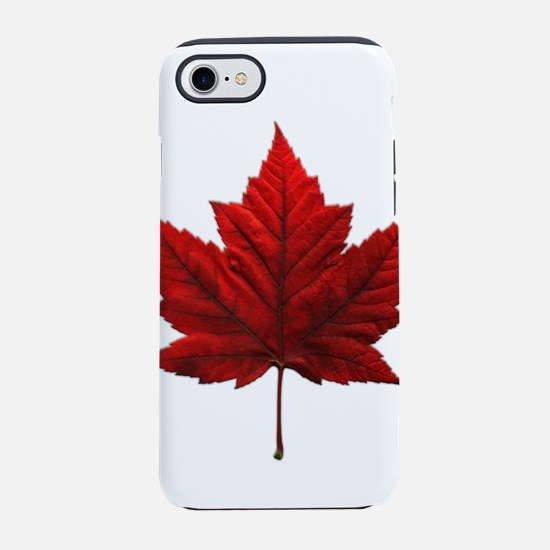 Canada Maple Leaf Souvenir iPhone 7 Tough Case