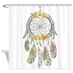Dream Catcher Shower Curtains