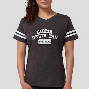 Sigma Delta Tau Athletics Pe Womens Football Shirt
