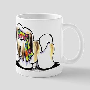 Lhasa Apso Hippie Mug