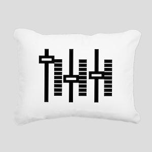 Mixer Rectangular Canvas Pillow