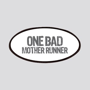 one bad mother runner Patches