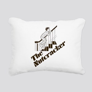 The Real Nutcracker Rectangular Canvas Pillow