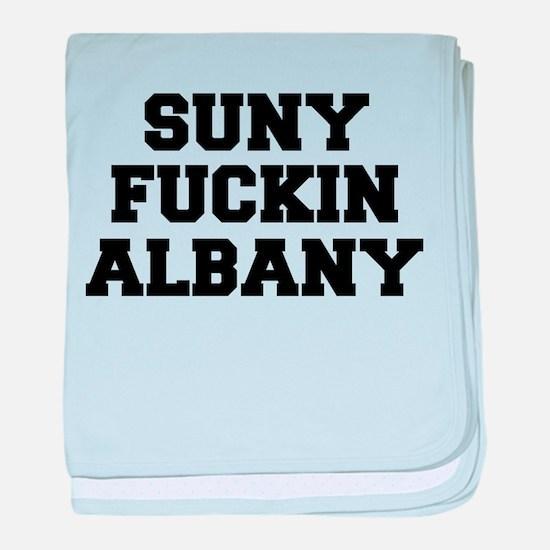 SUNY PNG baby blanket